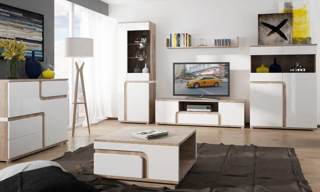 Moderní bytový nábytek Morro A - Inspirace a fotogalerie