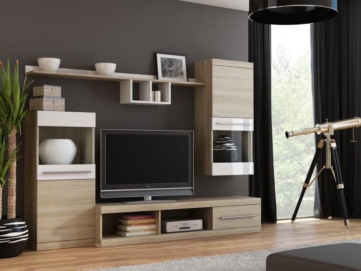 Moderní obývací stěna Niki