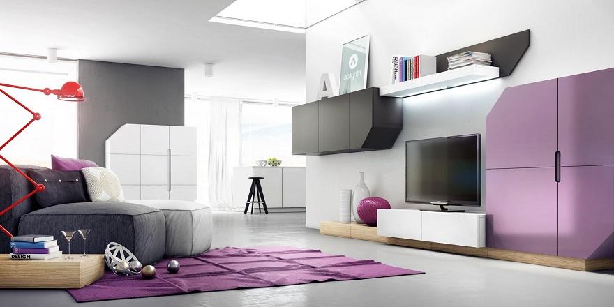 Exkluzivní bytový nábytek Norok sestava A - Inspirace a fotogalerie