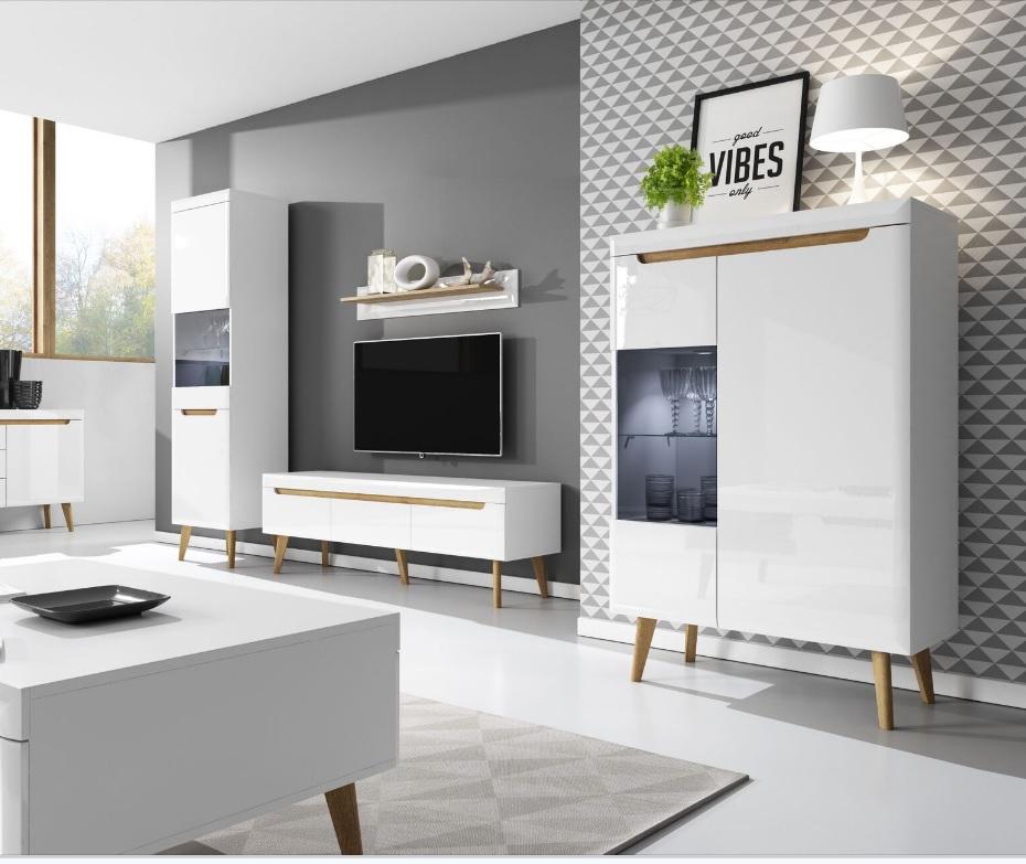 Luxusní bytový nábytek Nordica A - Inspirace a fotogalerie
