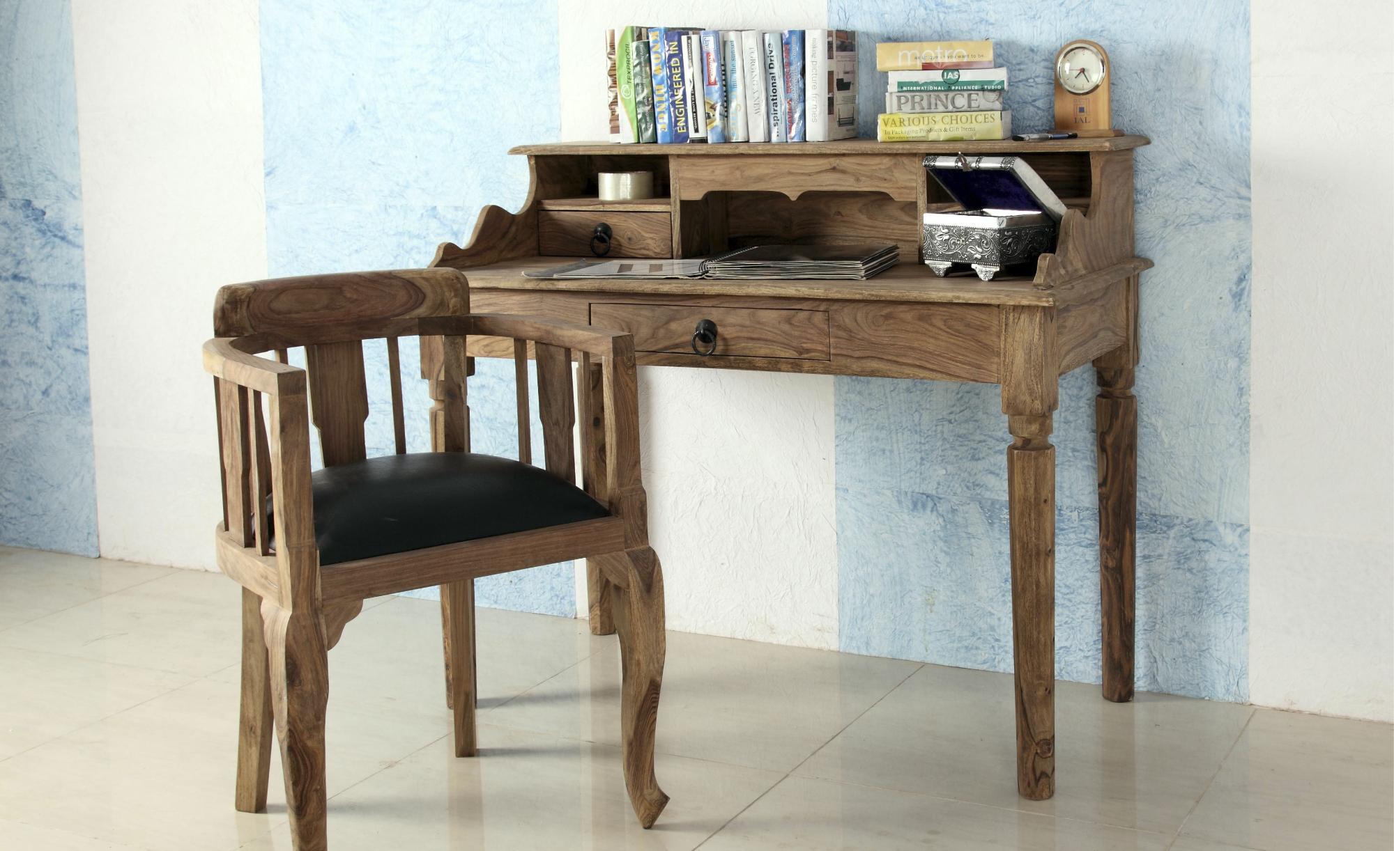 Obývací pokoj Bombay - sekretář - inspirace, fotogalerie