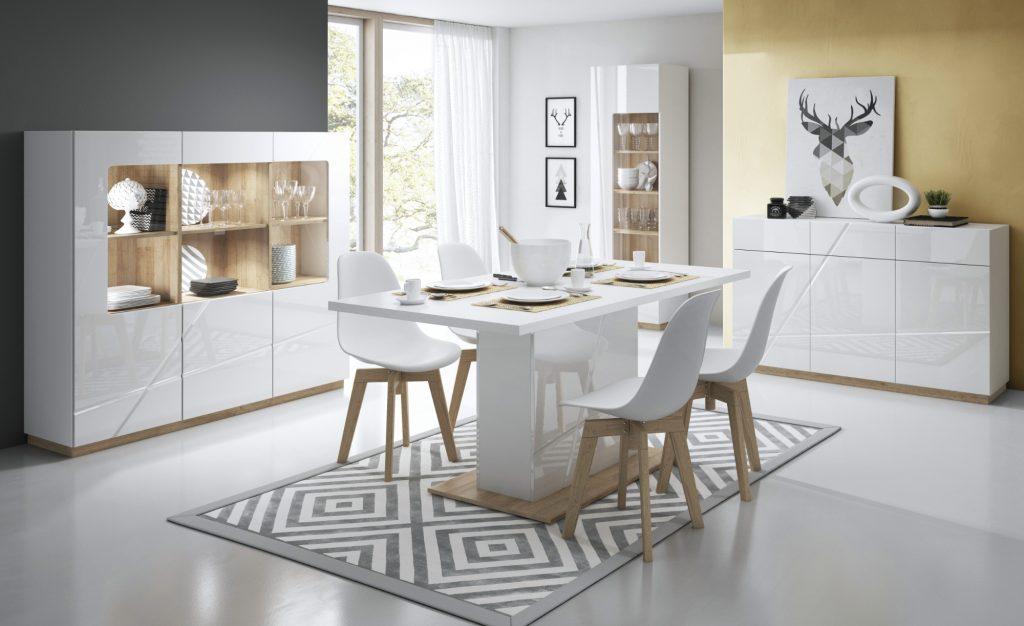 Obývací pokoj fotogalerie inspirace - Futura