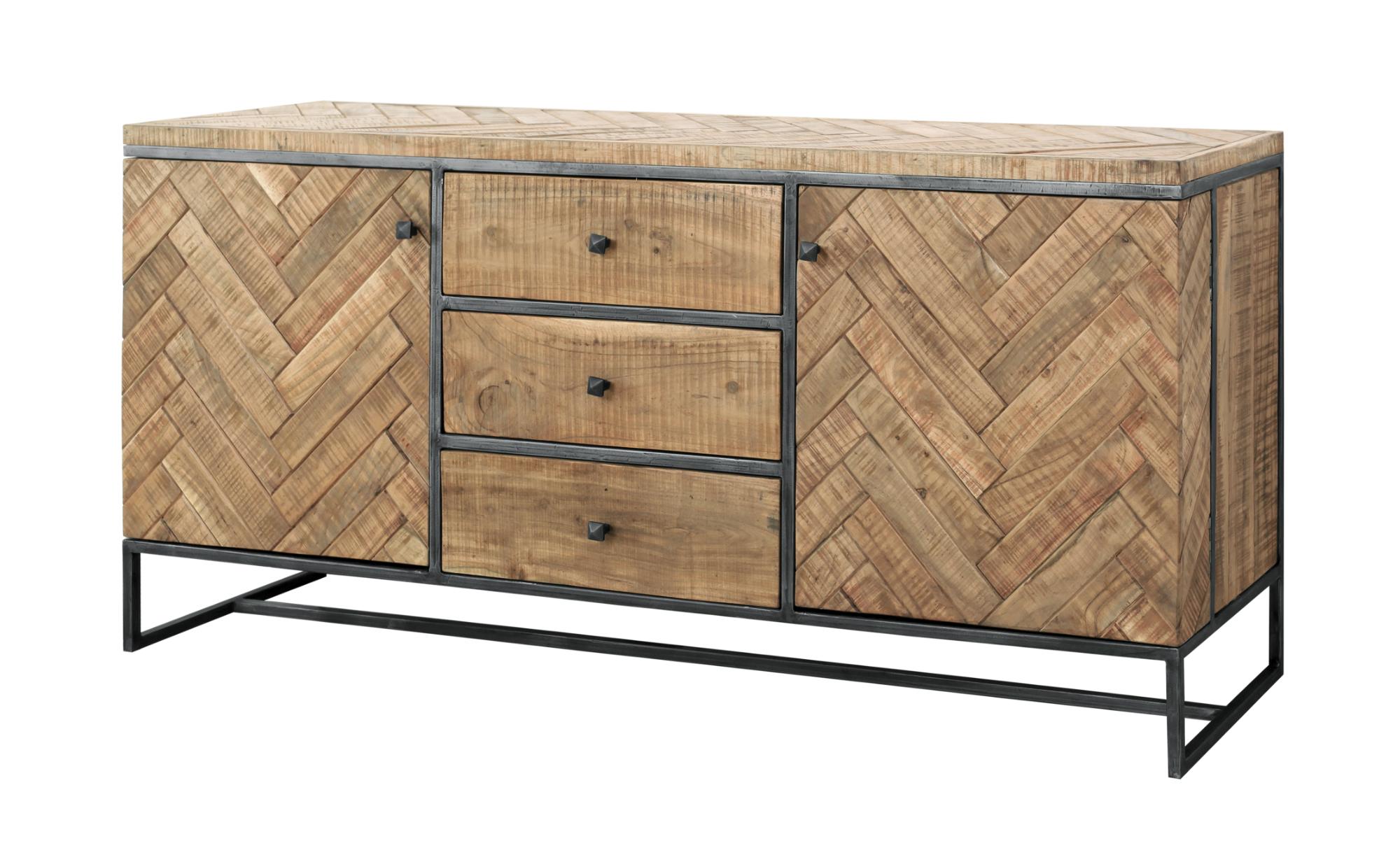 Obývací pokoj Parquet - komoda - inspirace a fotogalerie