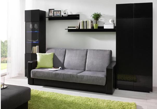 Moderní obývací systém Ordia D - Inspirace a fotogalerie