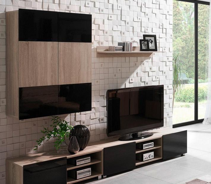 Moderní obývací systém Ordia H - Inspirace a fotogalerie