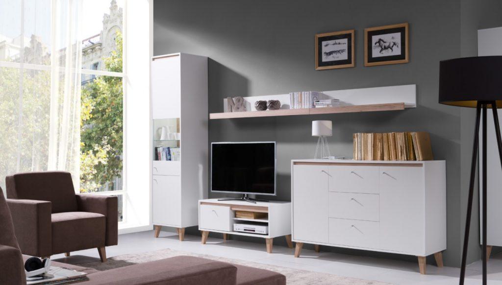 Moderní bytový nábytek Overt B - Inspirace a fotogalerie