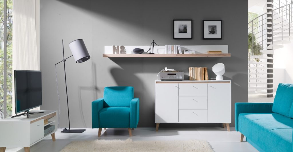 Moderní bytový nábytek Overt C - Inspirace a fotogalerie