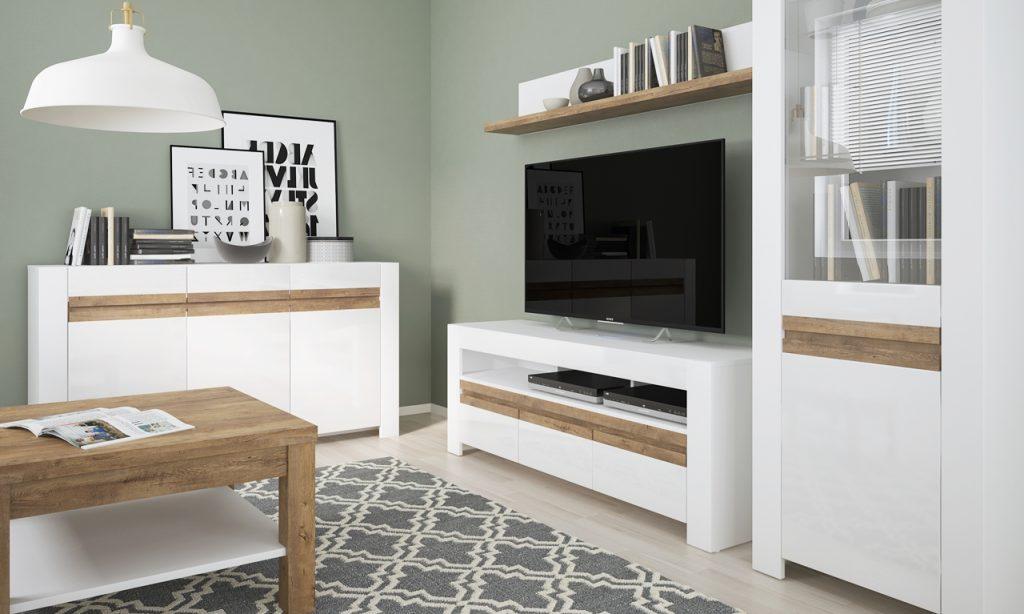 Moderní bytový nábytek Pommo A - Inspirace a fotogalerie