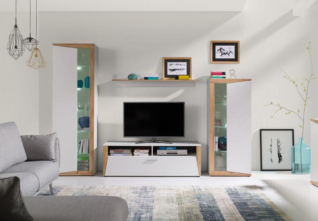 Moderní obývací stěna Ponno - Inspirace a fotogalerie