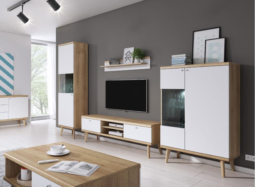 Luxusní obývací pokoj Prima A - Inspirace a fotogalerie