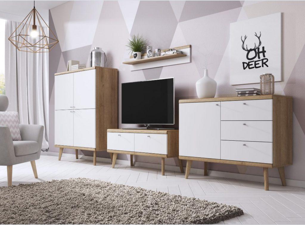Luxusní obývací pokoj Prima B - Inspirace a fotogalerie