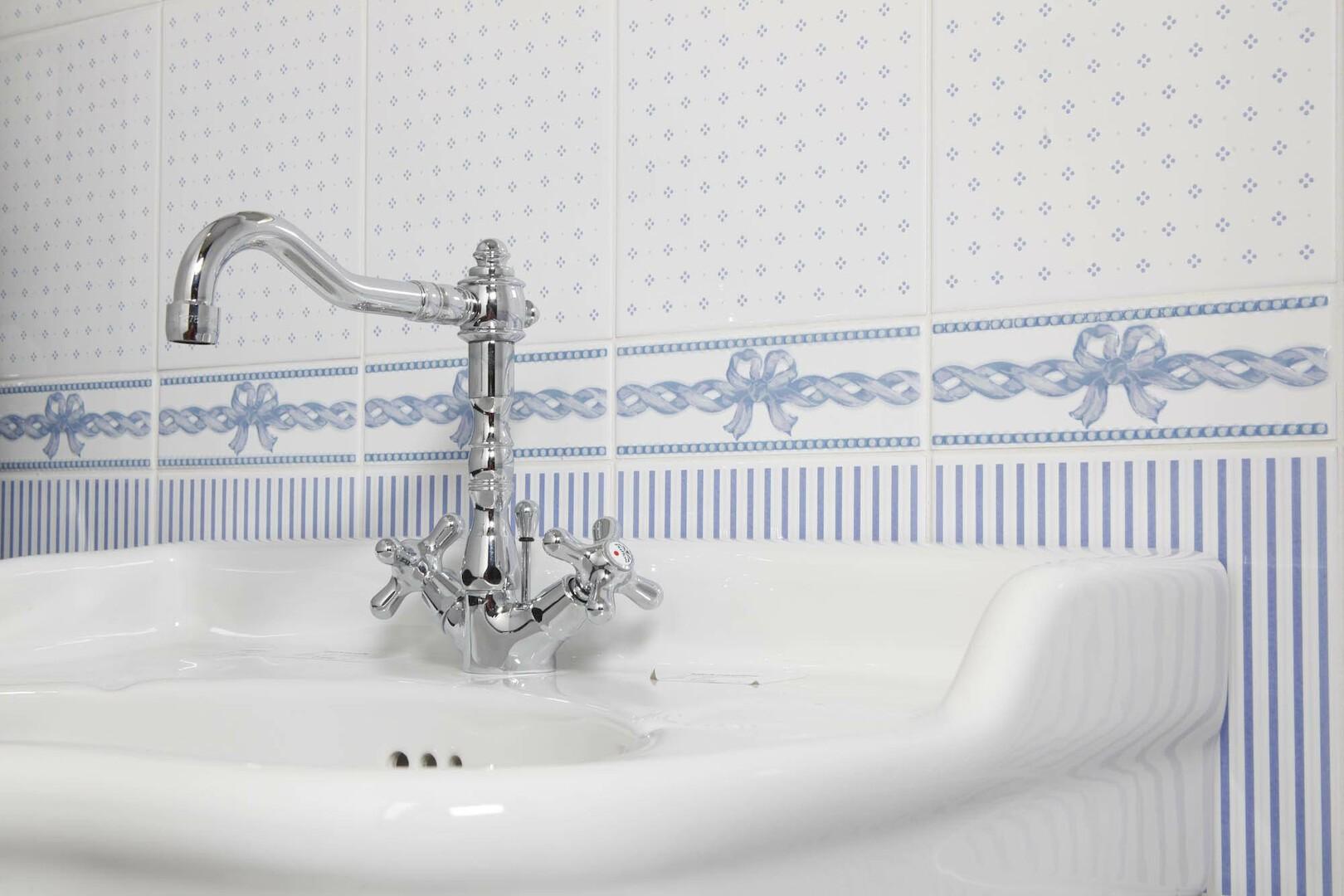 Romantická koupelna fotogalerie a inspirace