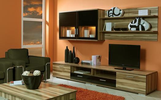 Obývací stě›na Ronald 1 - Inspirace a fotogalerie