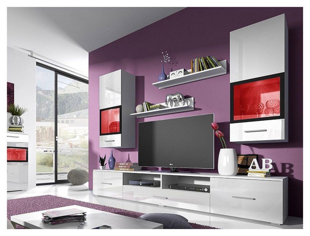 Moderní obývací stěna Sára
