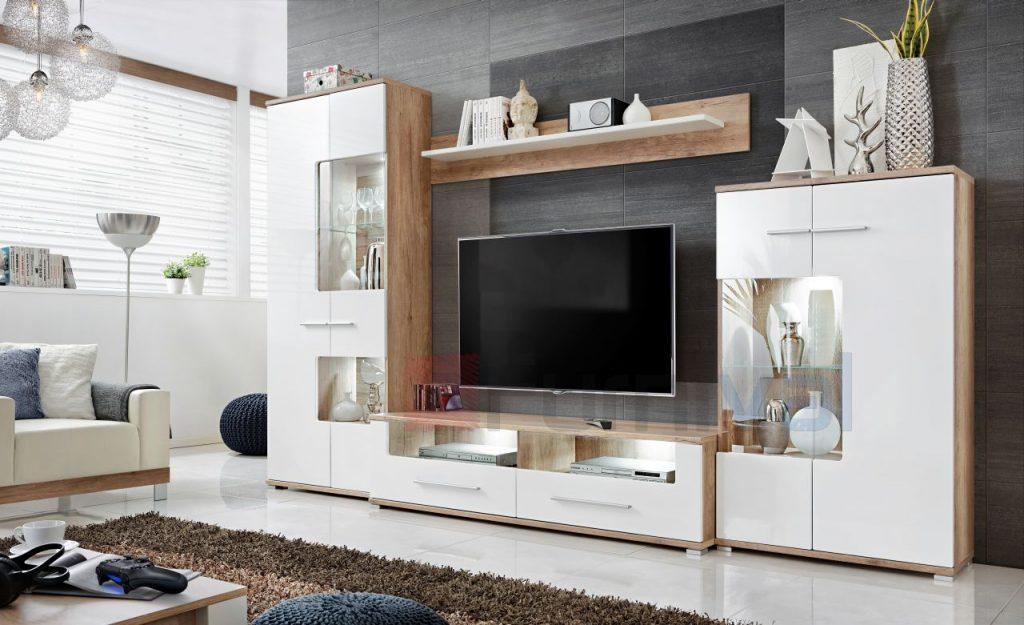 Moderní obývací pokoj Sella C