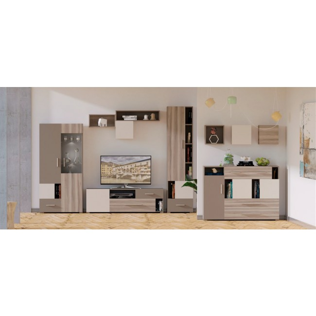 Obývací pokoj Koredo A - Inspirace a fotogalerie