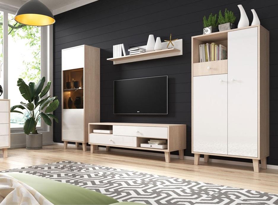 Moderní bytový nábytek Severin