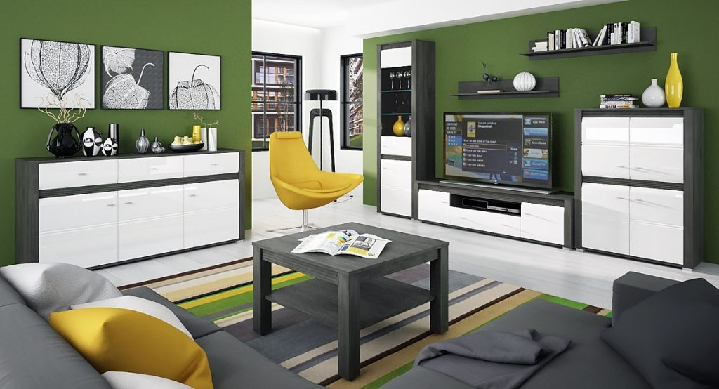 Moderní bytový nábytek Sponge A - Inspirace a fotogalerie