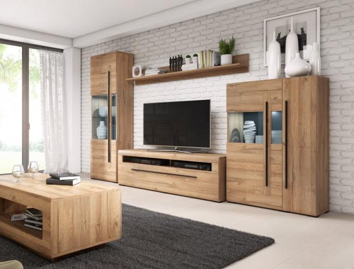 Moderní bytový nábytek Toulouse sestava A