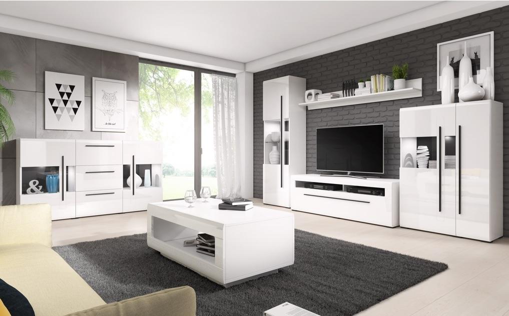 Moderní bytový nábytek Toulouse sestava D