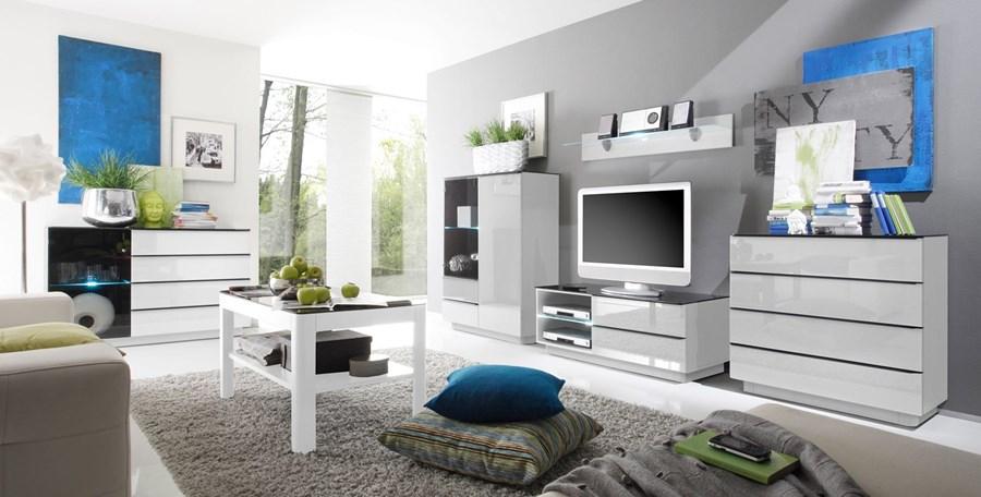Bytový nábytek Tiano sestava D