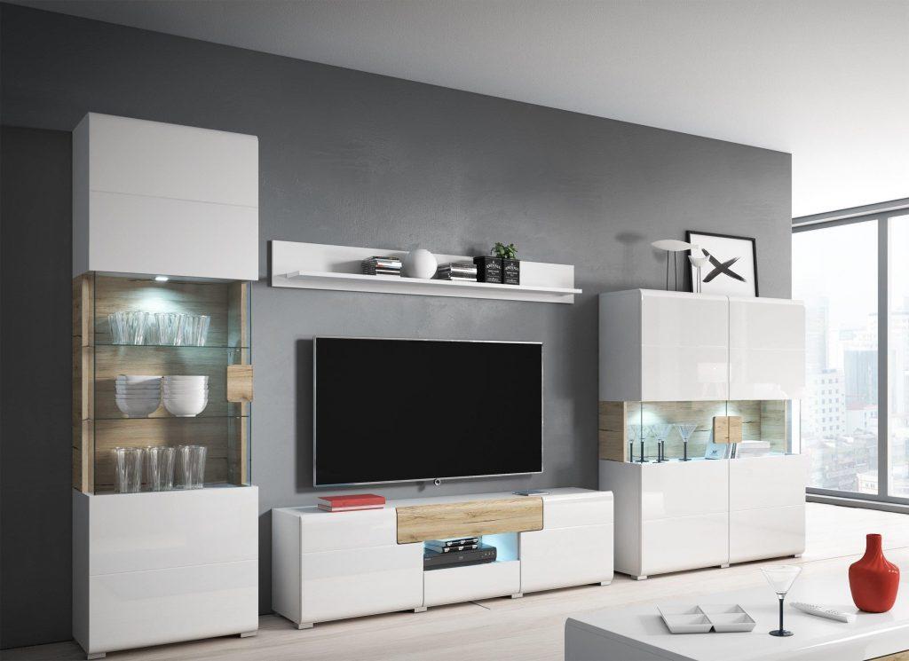 Luxusní bytový nábytek Tuscany sestava A - Inspirace a fotogalerie