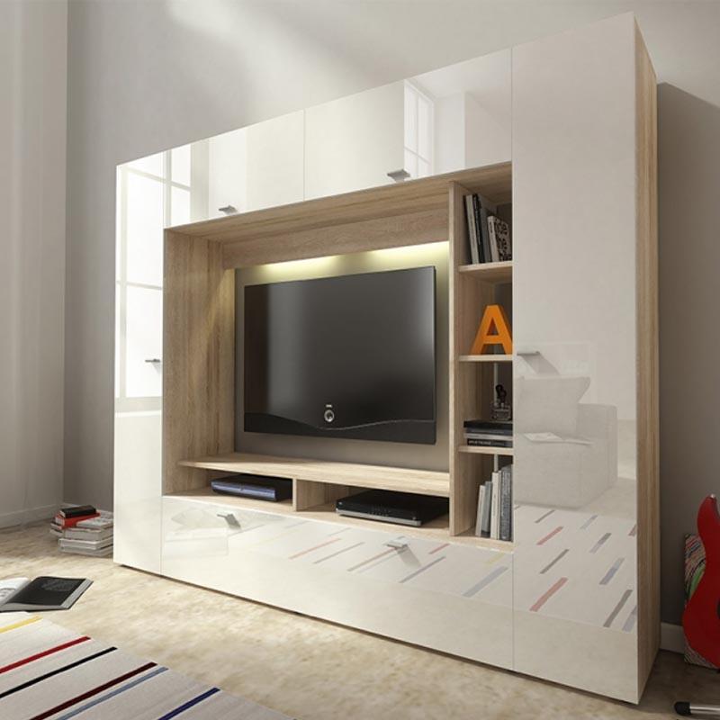 Moderní TV stěna Viera