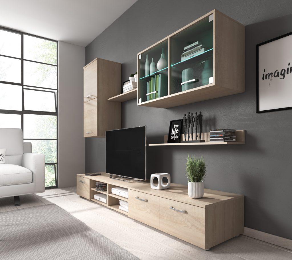 Moderní obývací stěna Koleros