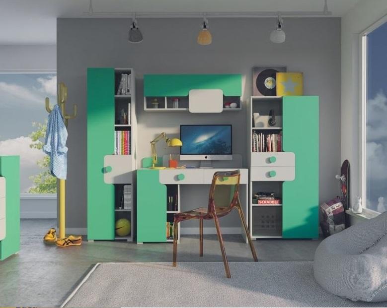Dětský pokoj Yoko B - Inspirace a fotogalerie