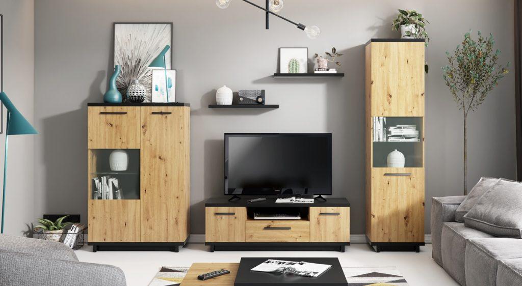 Bytový nábytek Imoba sestava A - Inspirace a fotogalerie
