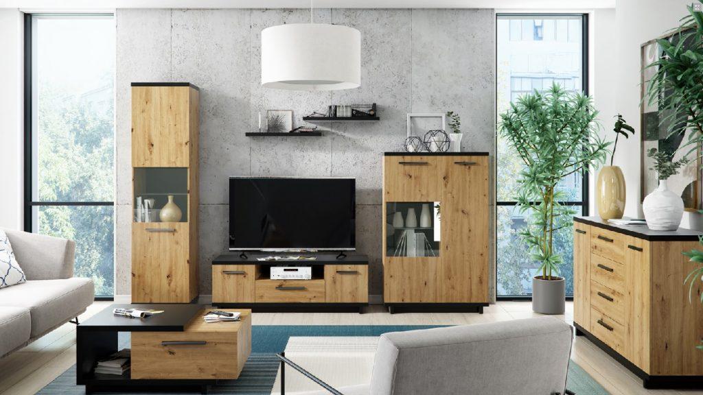 Bytový nábytek Imoba sestava C - Inspirace a fotogalerie