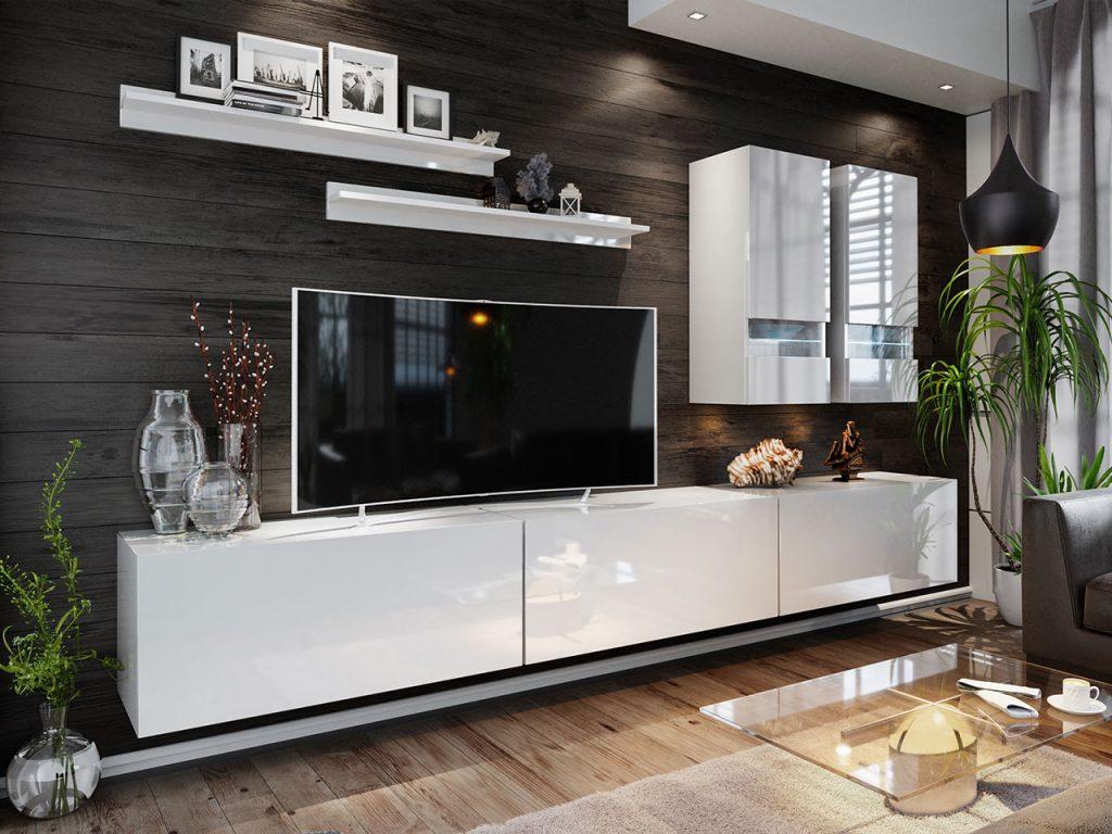 Moderní obývací stěna Bonny 01