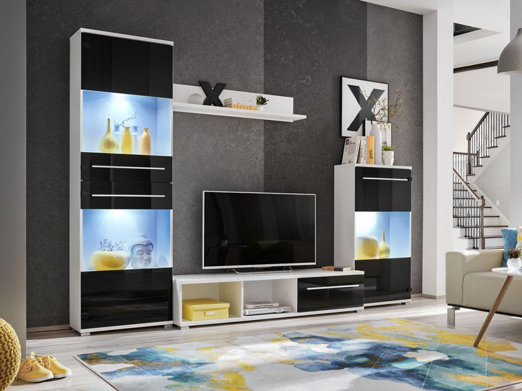 Moderní obývací stěna Lipo