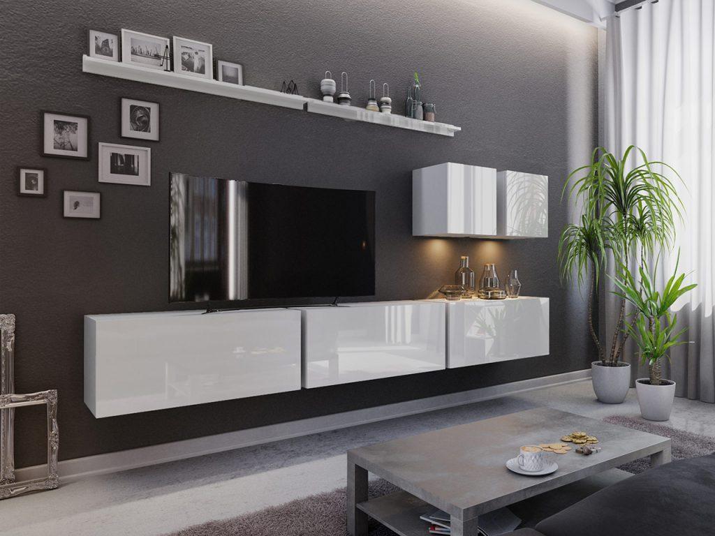 Moderní obývací stěna Bonny 07