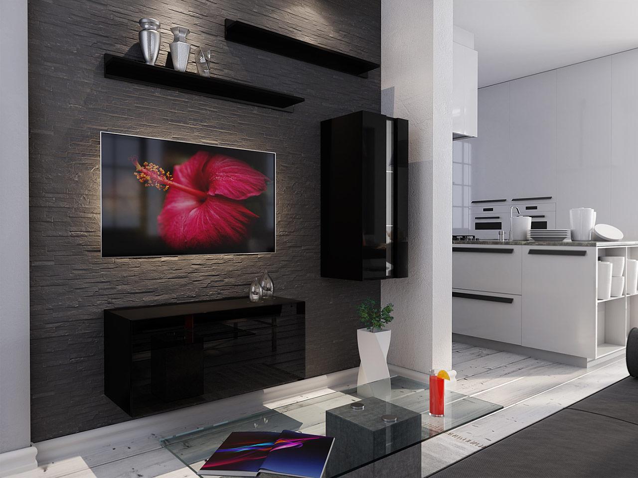 Moderní obývací stěna Bonny 11