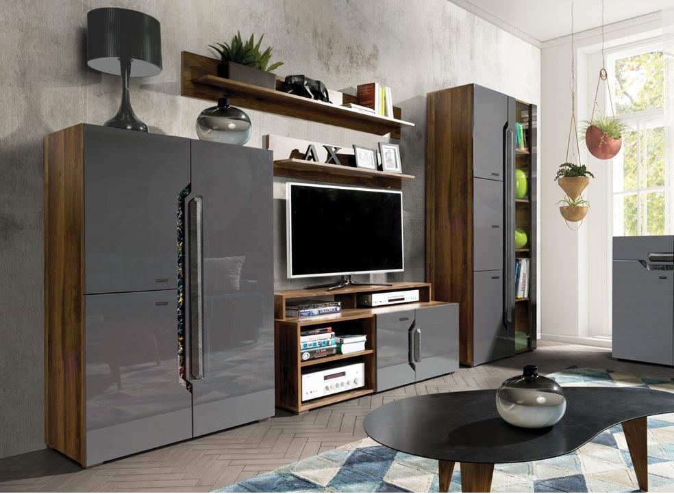 Moderní obývací stěna Debona A