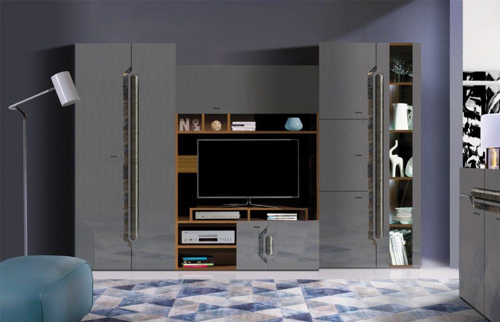 Moderní obývací stěna Debona X