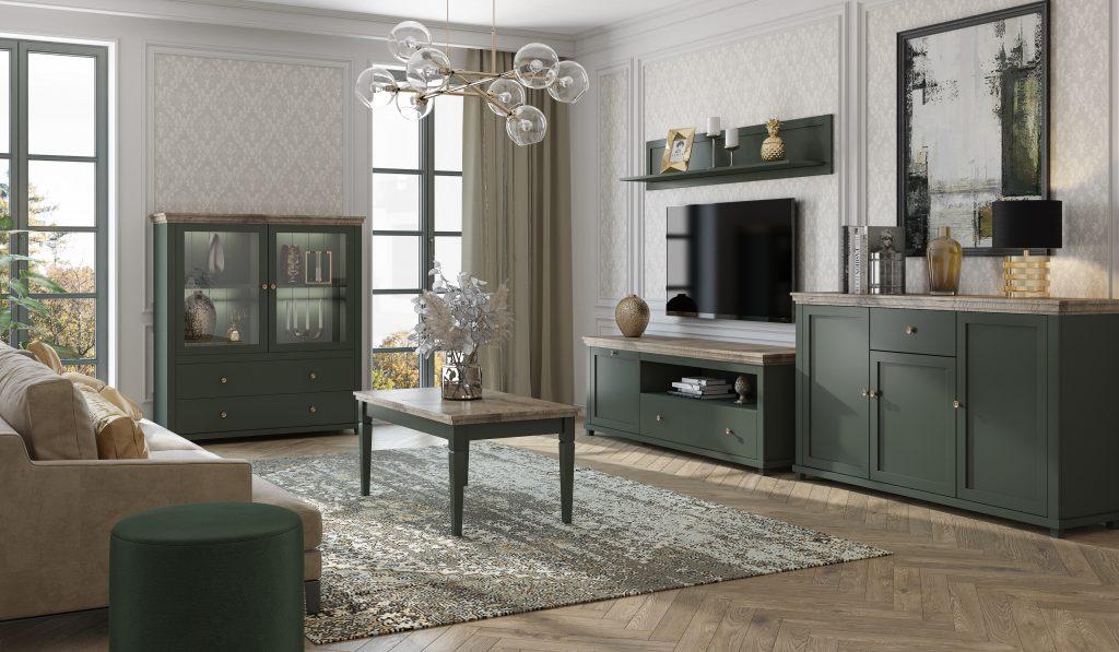 Luxusní bytový nábytek Estera A