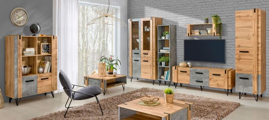 Moderní bytový nábytek Laser C