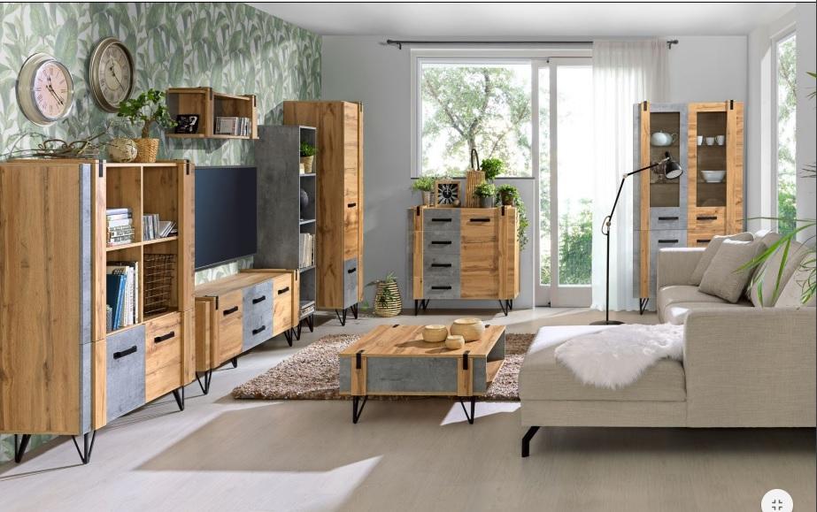 Moderní bytový nábytek Laser D