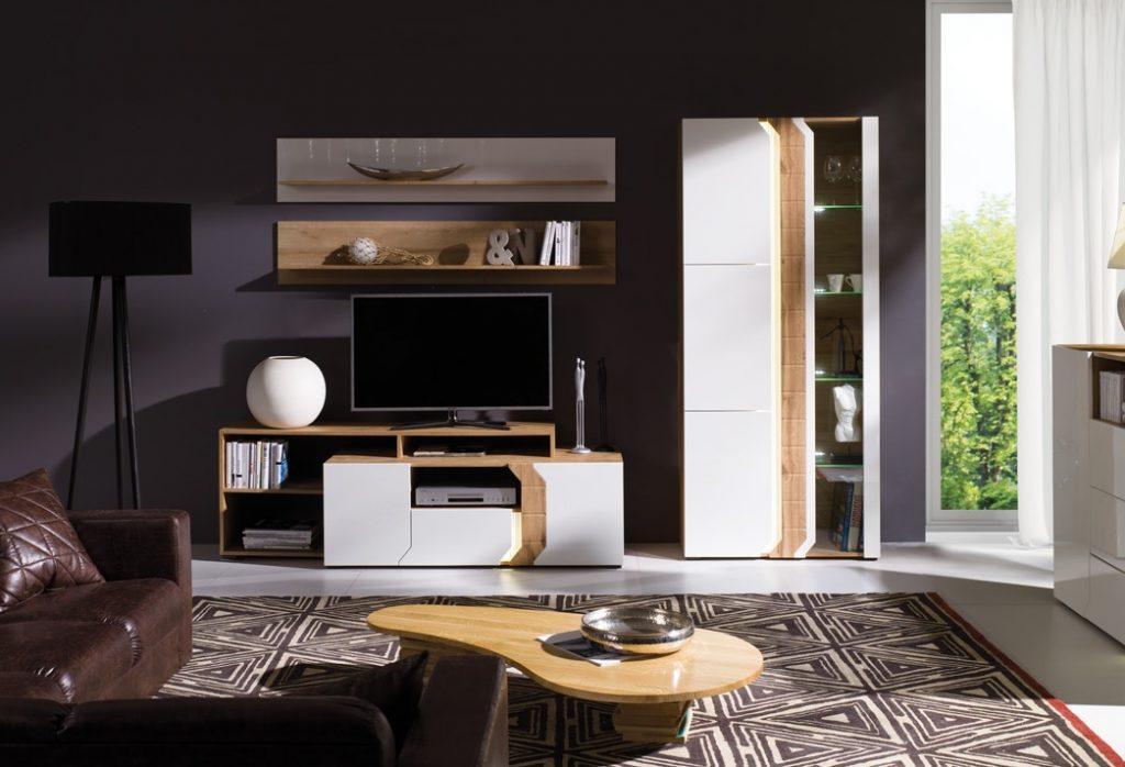 Moderní obývací stěna Lorano B