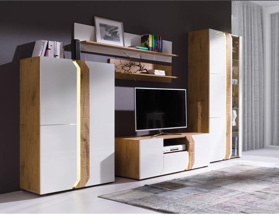 Moderní obývací stěna Lorano A
