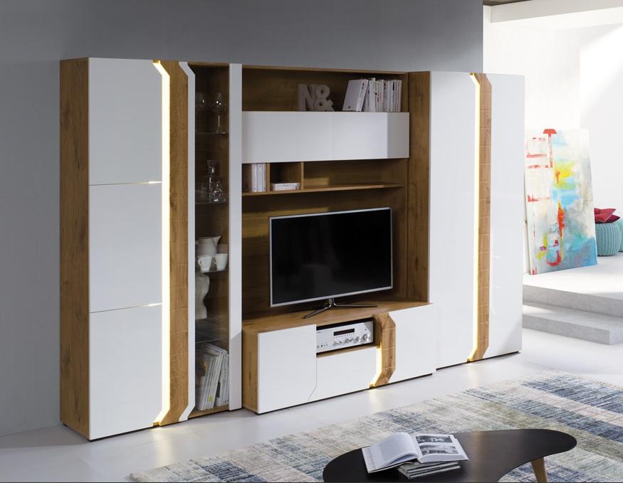 Moderní obývací stěna Lorano X