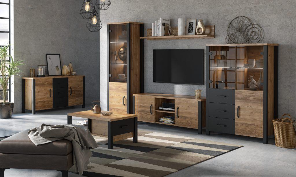 Bytový nábytek Olmar A