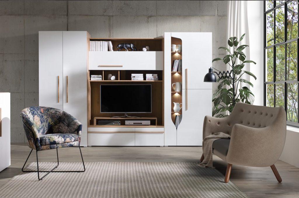 Moderní obývací stěna Paradise X