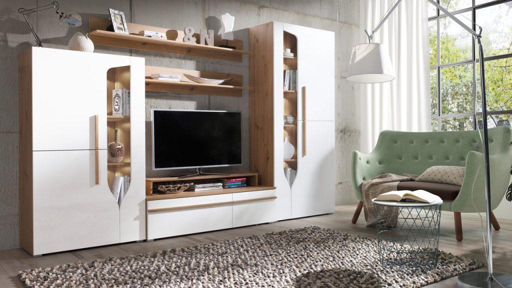 Moderní obývací stěna Paradise A