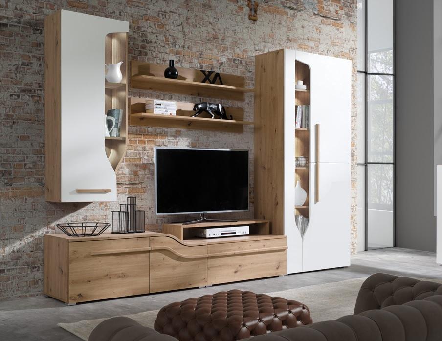 Moderní obývací stěna Paradise C