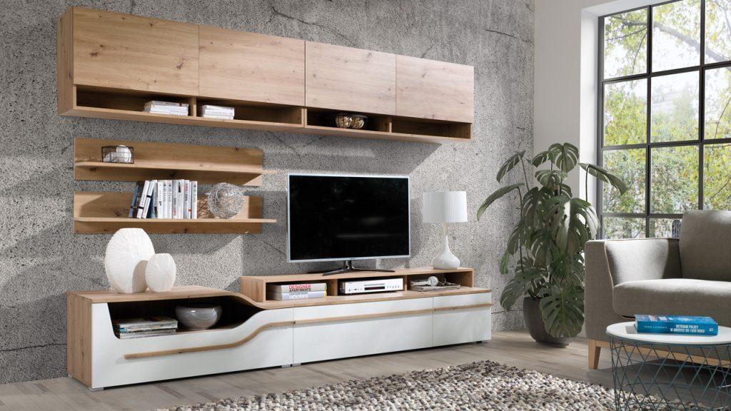 Moderní obývací stěna Paradise D