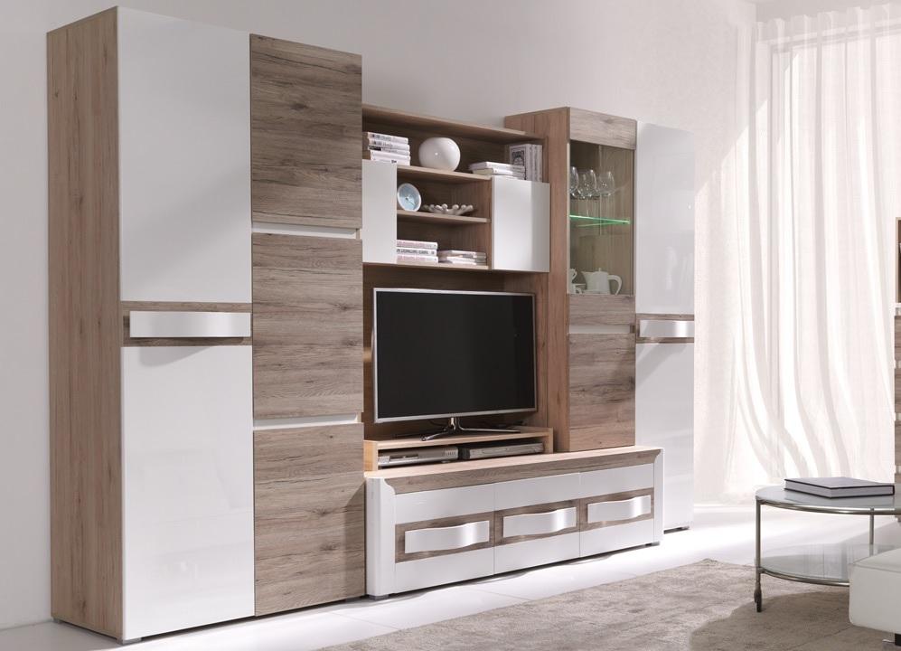 Moderní obývací stěna Passpo X
