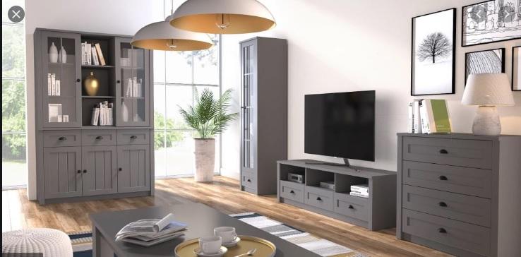 Stylový obývací pokoj Provensálsko R
